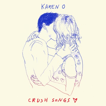 Karen_O_Crush_Songs_-_Final_Album_Packshot